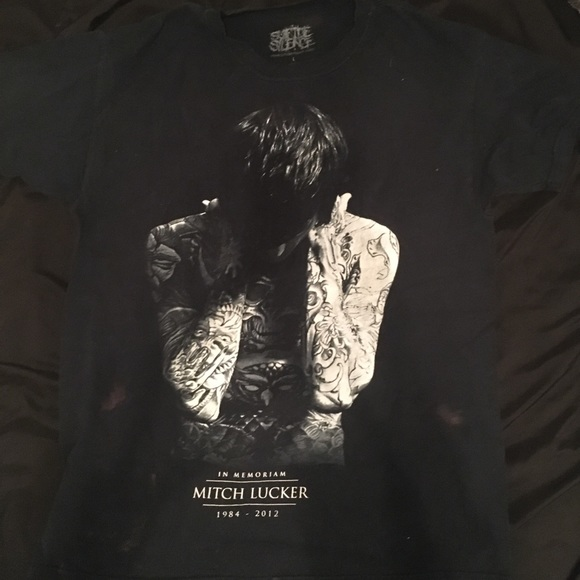Other - RIP Mitch Lucker Shirt